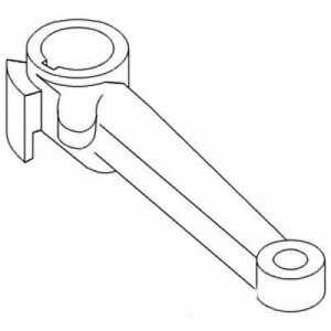 Steering Arm Right Hand left Hand Compatible With Allis Chalmers 615 160