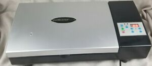 Vacmaster Pro130 Table Top Vacuum Sealer 12 Seal Bar Tested Working