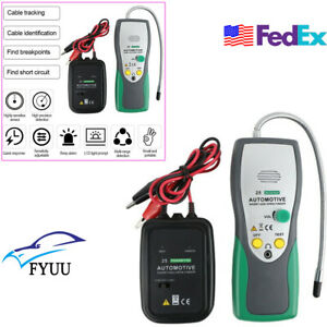 Car Cable Wire Short Open Finder Autoopen Short Dc Circuit Tester Usa Stock