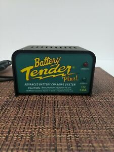 Deltran Battery Tender Plus 12v 1 25a Advanced Battery Charging System