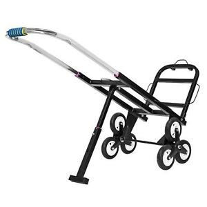 Moving Climber Warehouse Cart 420lb Climbing Hand Truck Appliance Stair Dolly