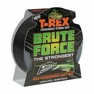 T rex 242703 Brute Force Strongest High Performance Duct Tape 1 88 inch X