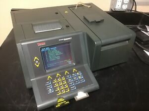 Thermo Spectronic Genesys 2 336002 Spectrophotometer With Cards