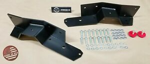Sr Bolt In C Notch Kit Rear Bed Frame For Chevy C10 63 72 Gmc C1500 Pickup