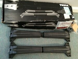 Thule Board Shuttle Surf Carrier Board Surfboarding Rack Tracks
