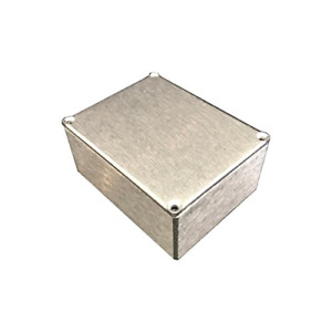 Bud Aluminum Electronics Enclosure Project Box Case Metal Small 5x4x3 Free Ship