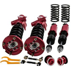 Full Assembly Coilovers Kit For Ford Mustang 2005 2014 24 Ways Adj Damper Force