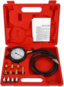 Automatic Transmission Engine Oil Pressure Tester Gauge Diagnosis 500 Psi New