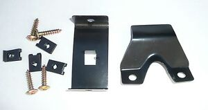 1966 67 Chevelle Console Mounting Bracket Automatic Transmission Shifter Kit