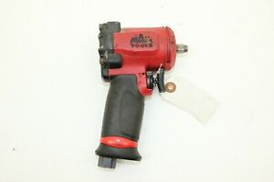 Mac Tools 3 8 Drive 6000 Rpm Pneumatic Impact Wrench Awp038m Tested