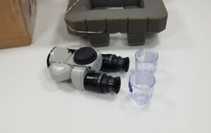 Carl Zeiss 0 180 Degree Inclinable Binoculars new Style 10x Magnetic Eyepiece