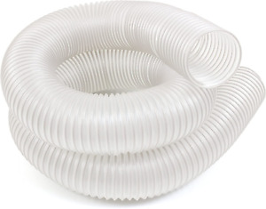 4 x10 Anti static Flexible Wen 3400 Dust Extractor Collector Hose Universal Fit