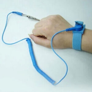 Anti static Wristband Strap Esd Grounding Wrist Strap Prevents Static Build Up