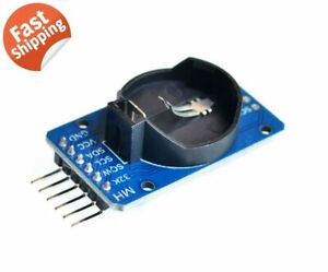 Ds3231 Rtc Precision Real Time Clock For Arduino
