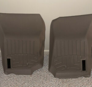 Weathertech Digital Fit Front Floor Liners For 2007 2013 Jeep Wrangler