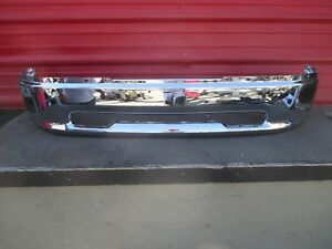 Dodge Ram 1500 Front Chrome Bumper 2009 2010 2011 2012 09 10 11 12
