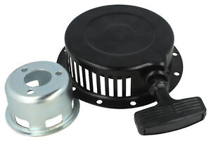 Recoil Starter Pull Assembly Fits Yanmar L40 L48 4hp 4 8hp Diesel Engines