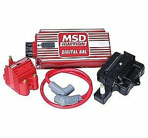 Msd Ignition 85001 Super Hei Ignition Kit Includes
