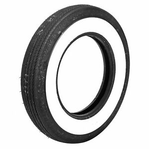 Coker Tire 62950 Coker Classic Wide Whitewall Bias Ply Tire
