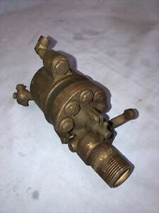 Kingston 5 Ball Vintage Antique Brass Carburetor Car Boat Tractor Hit Miss