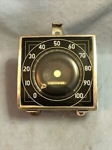 Vintage Antique Dodge Brothers Speedometer 1941 Nice Clean Condition
