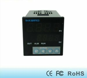 Display Pid Temperature Controller Thermostat Itc 106rl W K Sensor Relay Output