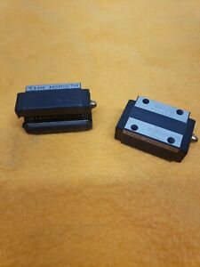 Thk Hsr15tr Linear Slide Bearing Block Lot Of 2