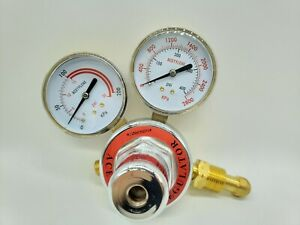 Welding Gas Acetylene Regulator Gauge Welder Torch Missing Valve Key