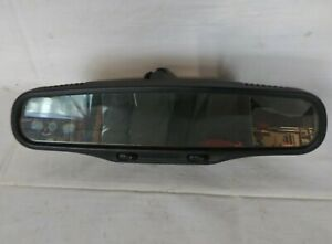 94 98 99 04 Mustang Convertible Rear View Mirror 95 96 97 00 01 02 03 Oem Ford