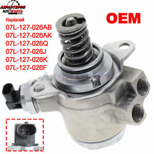 High Pressure Fuel Pump For 2010 2011 2012 2013 2014 2015 2016 Audi S4 3 0l V6