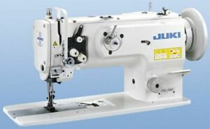 Juki Dnu 1541s Industrial Walking Foot Industrial Sewing Machine With Table And