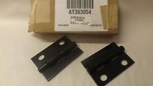 John Deere At363054 Cab Door Hinges 670d 672g 670g 870d 870g 770d 770g 872g 772