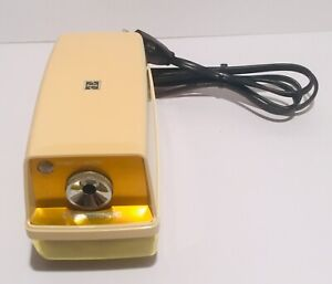 Vintage Panasonic Kp 33n Point o matic Electric Pencil Sharpener Japan Tested