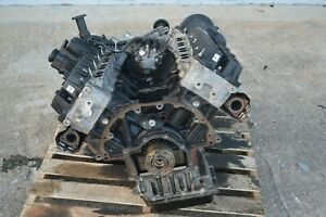 Nissan Titan Xd Diesel 5 0 V8 Cummins Engine Block bad Crank Oem 2016 2019