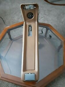 1967 68 Mercury Cougar Xr7 Center Console Free Shipping