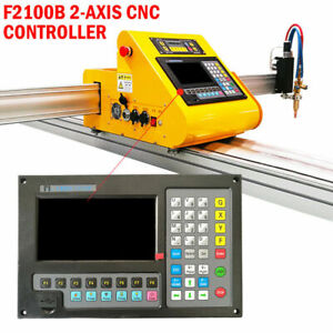 Newf2100b 2axis Cnc Controller For Cnc Plasma Cutting Machine Laser Flame Cutter
