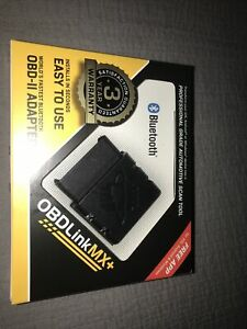 Obdlink Mx Obd2 Bluetooth Scanner For Iphone Android And Windows