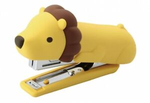 Max Stapler Animal Silicon Lion Japan Limited