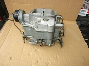 1952 1953 Cadillac 331 Carter Wcfb 896s Carburetor Carb 6 791 0 803 Nice Looking