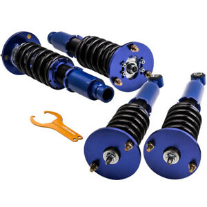 Coilovers Suspension Kit For Mitsubishi Eclipse 95 99 Galant 94 98 Adj Height
