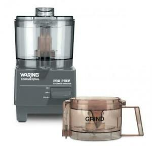 Waring Wcg75 Pro Prep Chopper Grinder Commercial Food Processor