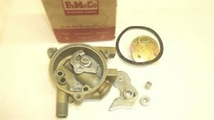 Nos 56 Ford Mercury 1957 Thunderbird Dual Quad Supercharge Choke Assembly