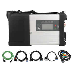 Mb Star C5 Sd Obd2 Connect Compact 5multiplexer Diagnostic Kit For Mercedes Benz