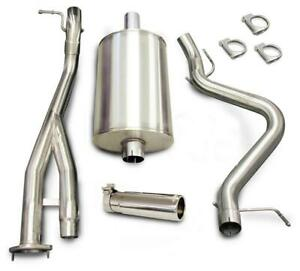 Corsa 24279 Db Cat Back Exhaust System Single Side Exit
