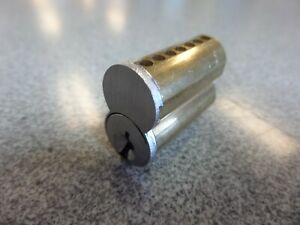Gms Ic7c26d 7 Pin Best C Keyway Uncombinated Interchangeable Core Lock Cylinder