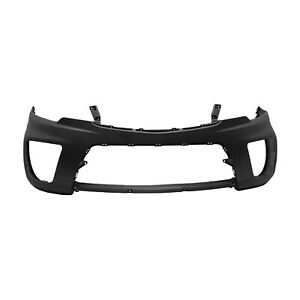 Fits 2010 2013 Kia Forte Koup Front Bumper Cover 101 51032a Oe