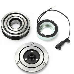 Ac Compressor Clutch Pulley Plate Kit For Mini Cooper 1 6l Air Conditioner 02 08