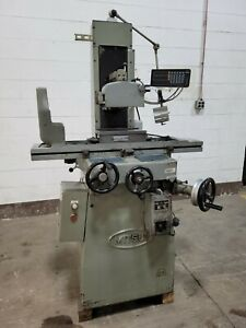 6 X 12 Mitsui Model 200mh Precision Hand Feed Surface Grinder