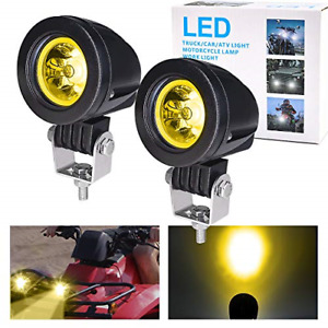 Ourbest Motorcycle Driving Lights 10w 2inch Spot Led Fog Lights For Motorbike