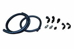 Fleece Performance Fuel Distribution Block Hose Kit 07 5 09 Dodge 6 7l Cummins